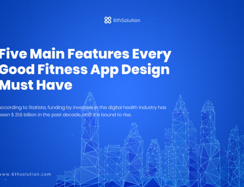 5 Main Features Every Good Fitness App Design Must Have