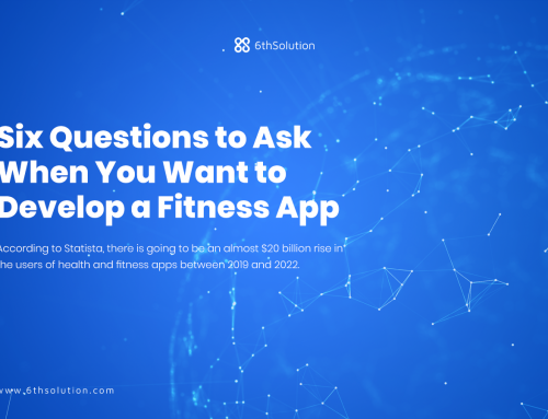6 Questions to Ask When You Want to Develop a Fitness App