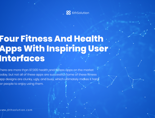 4 Fitness And Health Apps With Inspiring User Interfaces