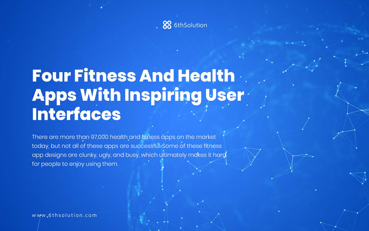 Fitness And Health Apps