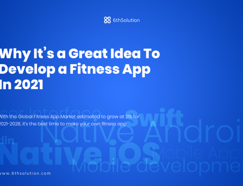 Why It's a Great Idea To Develop a Fitness App In 2021