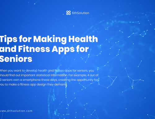 Tips for Making Health and Fitness Apps for Seniors
